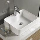"Sebach כיור לאמבטיה חרס מונח גיא רוחב- 49 ס""מ עומק 38 ס""מ"