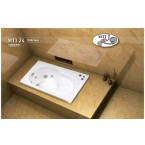 אמבטיה מלבנית דגם 120X70 MTI-24