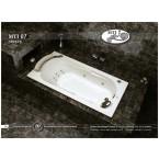 אמבטיה מלבנית דגם 170X70 MTI-07