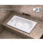 אמבטיה אקרילית דגם 140X70 MTI-25