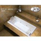 אמבטיה מלבנית דגם 180X80 MTI-65