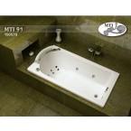 אמבטיה אקרילית דגם 150X70 MTI-91