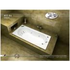 אמבטיה מלבנית דגם 170X75 MTI-84
