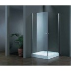 מקלחון פינתי נפתח מרובע דגם 405