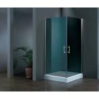 מקלחון פינתי נפתח מרובע דגם 415 פרופילון