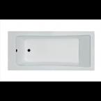אמבטיה מלבנית אקרילית איכותית במבחר מידות