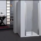 מקלחון חזיתי סטנדרט, 2 דלתות 100-105 ס''מ