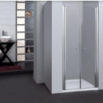 מקלחון חזיתי סטנדרט, 2 דלתות 105-110 ס''מ
