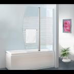 מבצע למלאי מוגבל!! אמבטיון קבוע ודלת דגם שיראל 120 ס''מ המחיר הכי זול בארץ!