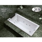 אמבטיה אקרילית דגם 160X70 MTI-61