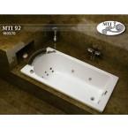 אמבטיה אקרילית דגם 160X70 MTI-92