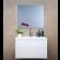 ארון אמבטיה תלוי דגם אפוקסי אודם 80 ס''מ