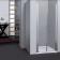 מקלחון חזיתי סטנדרט, 2 דלתות 110-115 ס''מ
