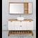 ארון אמבטיה עומד אפוקסי פלאו
